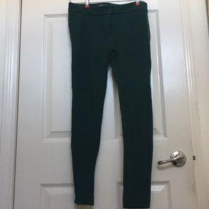 LOFT Legging-Pant Hybrid (green) casual or formal